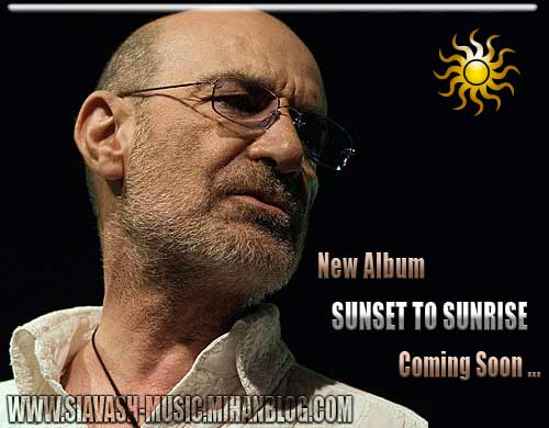 siavash ghomeyshi-new album